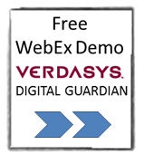 verdasys digital guardian webex