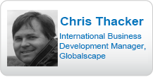 Chris Thacker Globalscape Dropbox security