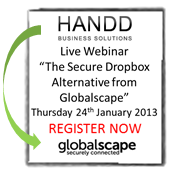 Dropbox Security Webinar: The Secure Dropbox Alternative from Globalscape