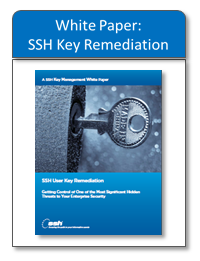 White Paper SSH Key Remediation