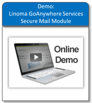 Linoma Secure Mail Demo