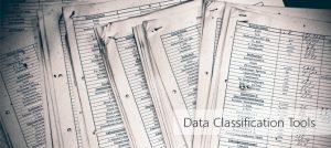 Data Classification Tools